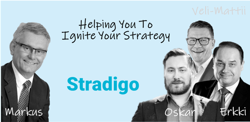 Stradigo - Helping You Ignite Your Strategy