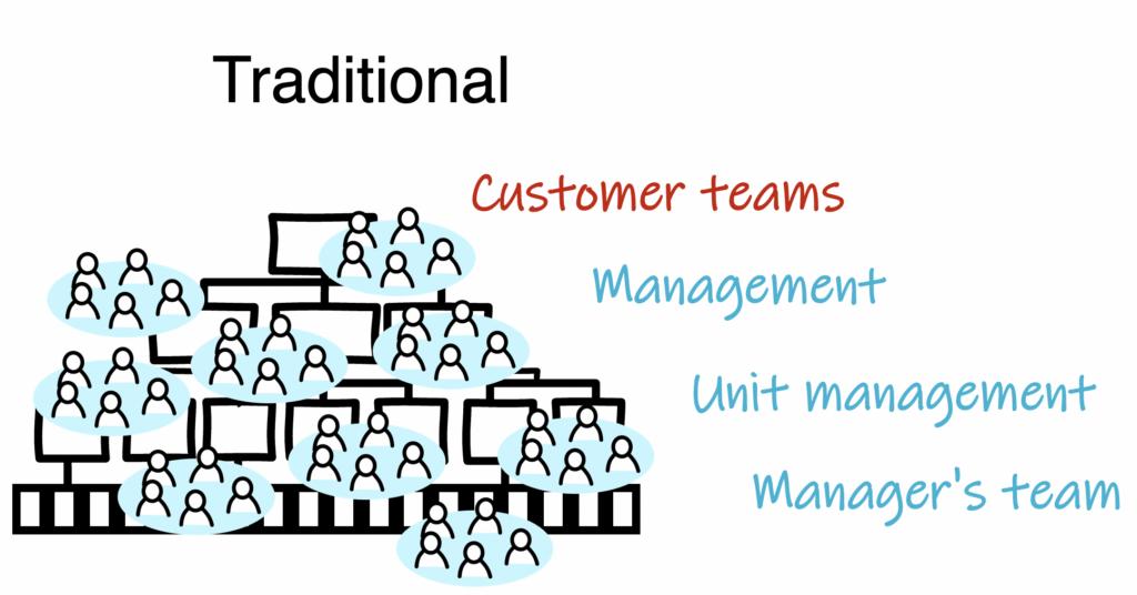 traditional organization